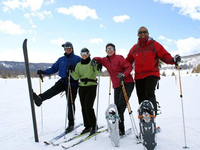 4-Daagse Luxe Winter Ranch en Yoga Retraite in Colorado, Verenigde Staten