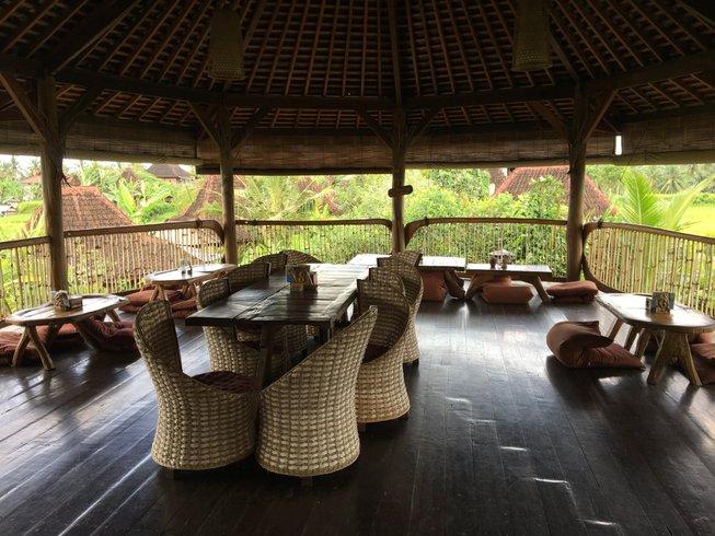 7 jours en stage de yoga et detox du corps et de l'esprit à Bali, Indonésie