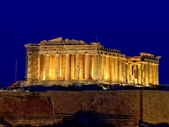 6 Days Sightseeing and Yoga Retreat Athens, Greece