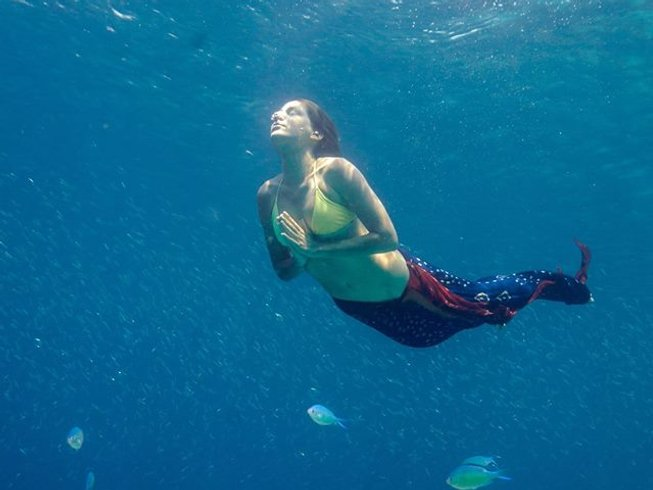 3 Days Freedive and Yoga Retreat in Bali