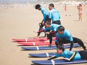 7 Days Surf Camp in Charneca de Caparica e Sobreda, Almada, Portugal