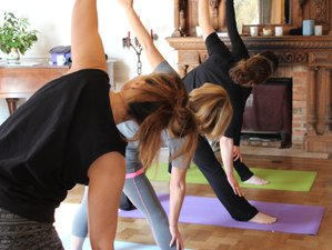 4 Days to Completely Relax and Restore Your Body and Mind Yoga Retreat in Pays de la Loire, France