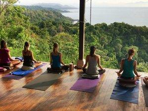 8-Daagse Yoga & Avontuurlijke Retraite in Costa Rica