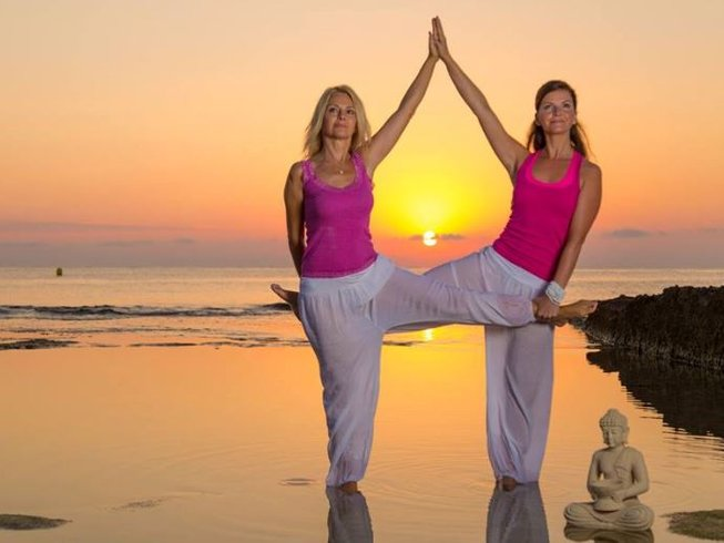 5 Days Luxury Yoga Festival With a Twist in Spain