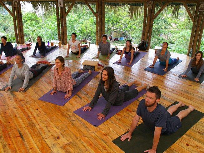 7 Days Prana Rising Yoga Retreat in Guatemala