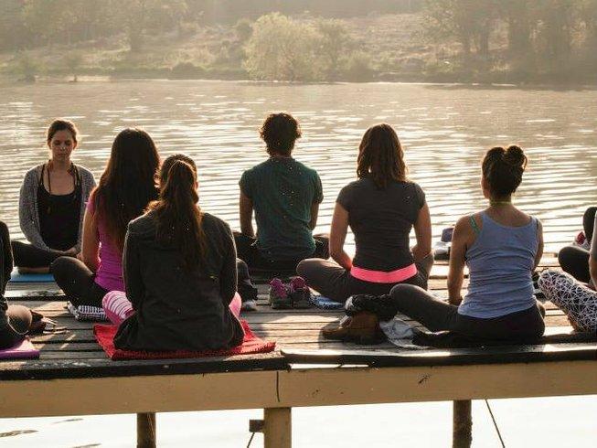 7 Days 50-Hour Yin Yoga Teacher Training in Mexico