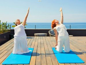 5-Daagse Boetiek Yoga en Detox Weekend Retraite in Ibiza