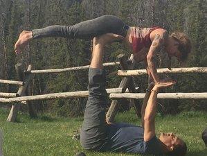 3 Tage Cannabis Yoga Wochenende in Colorado, USA