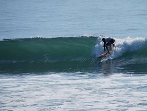 3 Days Safari Surf Camp Colombia