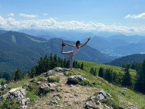 3 Tage Alm Herbst Retreat mit Yoga, Wandern und Entspannen am Schliersee