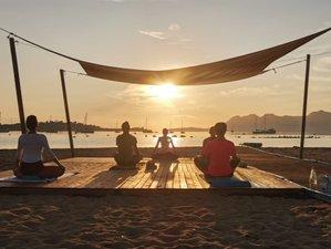 4 días de refrescantes vacaciones de yoga en Mallorca, España