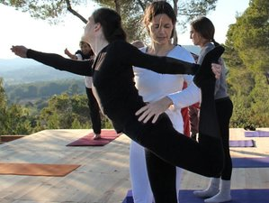 8-Daagse Mindfulness en Flow Yoga Retraite in Ibiza, Spanje