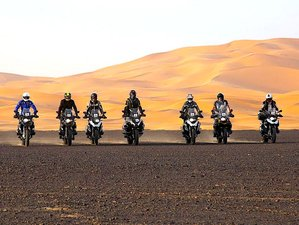 10 Days Guided Fantastic Motorcycle Tour in Spain and Morocco