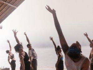 28 Days 200-Hour Hatha Vinyasa, and Yin Yoga Teacher Training Course in Lake Atitlan, Guatemala