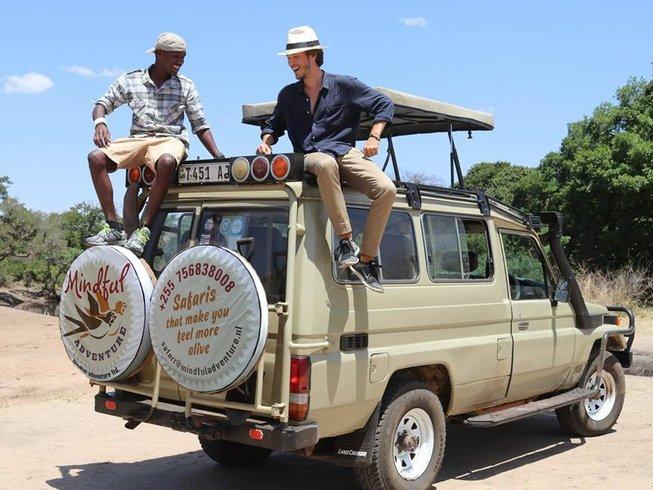 14 Days Safari, Mindfulness Yoga Retreat in Tanzania