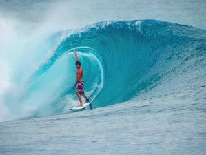 12 Days Magnificent Mentawai Surf Camp