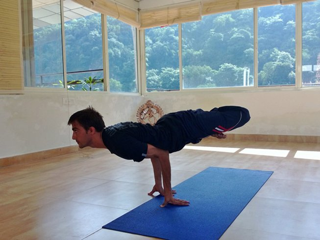 10 Days Yoga and Meditation Retreat in Rishikesh, India