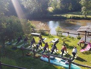 4 jours en vacances de yoga et bien-être à la Belmontaise, Pays de la Loire