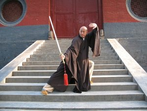 1 Month Wugulun Kung Fu Training in Deng Feng, China