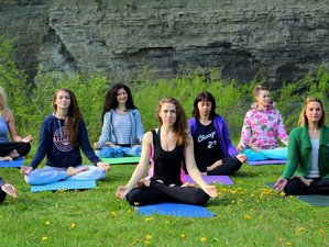 5 Days Inspiring Yoga Retreat in the Carpathian Mountains