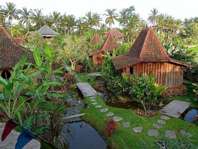 8 Day Thai Yoga Anatomy Course in Abangan, Indonesia