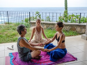 5 Day Private Tantra Massage and Yoga Holiday for Couples in Puerto Angel, Oaxaca