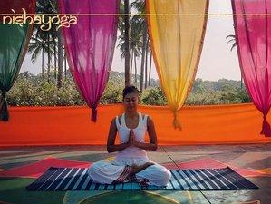 8 Days Vinyasa Yoga Holiday in South Goa, India