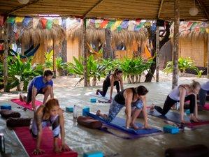 7 Day Yoga Retreat in Canacona, Goa