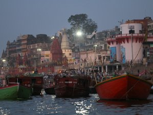15 Tage Einzigartiger Yoga Retreat im Himalaya und Varanasi in Nordindien