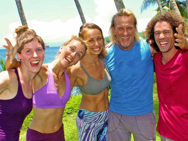 16 Days AcroYoga Teacher Training Bali
