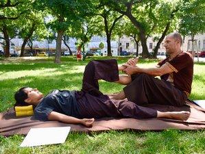 Online Thai Yoga Massage Course Nuad Bo-Rarn for Beginners