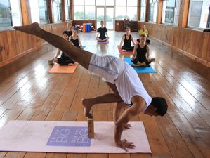30 Days 300hr Yoga Teacher Training in Rishikesh, India