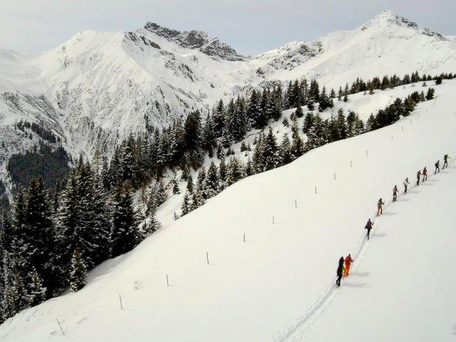 6 Tage Schnee, Outdoor und Yoga Urlaub in Österreich