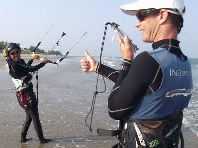 4 Days Kite Surfing in Thailand