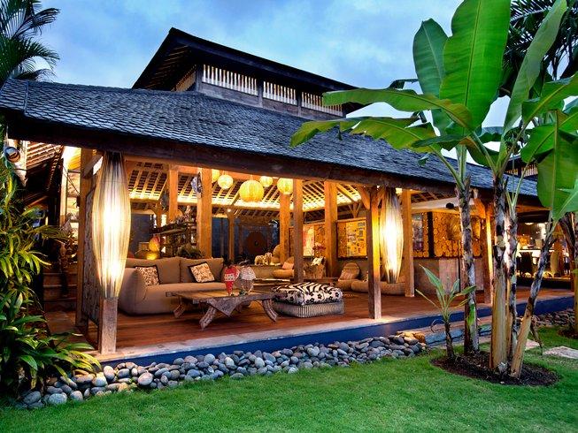 4 jours en stage de yoga intensif et soin spa régénérant à Seminyak, Bali