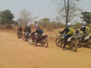 12 Day Thrilling Guided Motorcycle Tour Myanmar