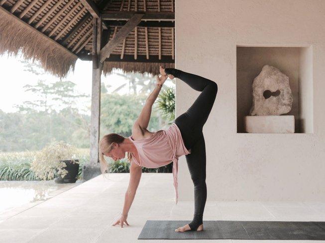 7-Daagse Geweldigde Detox en Yoga Retreat met Nieuwjaar op Bali, Indonesië
