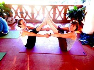 8 días retiro de yoga y meditación en Nayarit, México