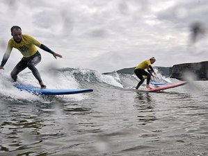 7 Days Perfect Nature Surf Camp in Cantabria, Spain
