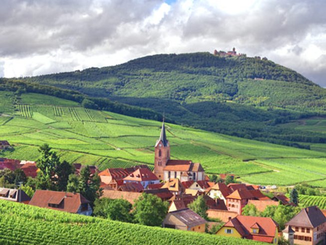 6 Days Cooking Holiday with Corinne in Alsace, France
