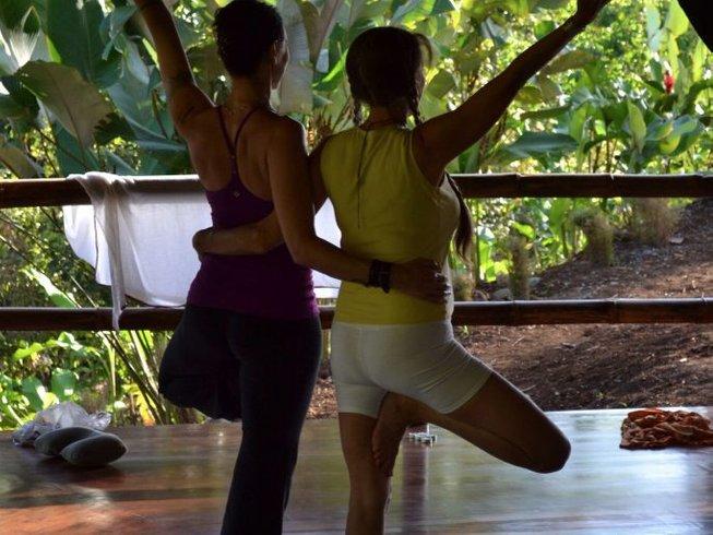 8 Tage Natürliche Immersion, Wohlbefinden, Meditation und Yoga Urlaub in Alajuela, Costa Rica