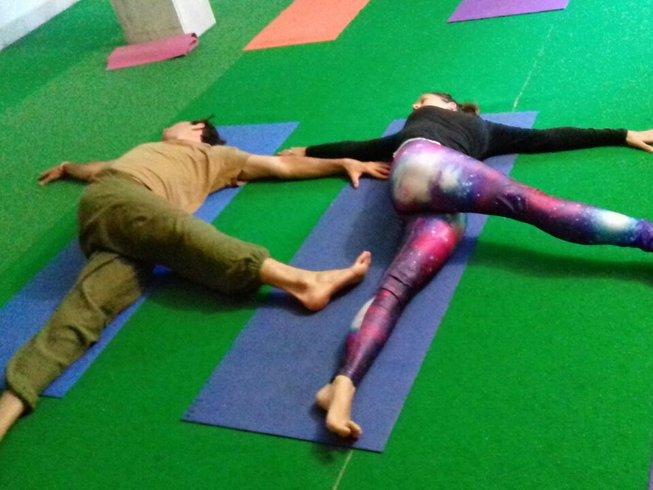 15 jours en stage de yoga detox et minceur à Rishikesh, Inde