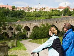 8 Days Altmühltal Valley Path Cycling Holiday in Germany