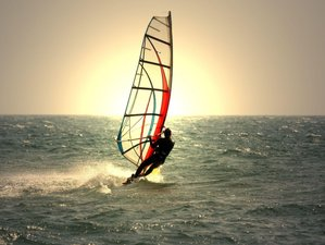8 Days Windsurfing, Meditation, and Yoga Holiday in Andalucia, Spain