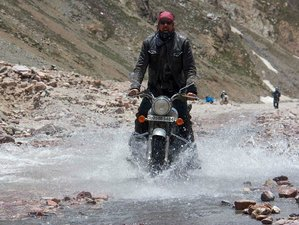 9 Days Motorcycle Tour to Spiti Valley, India