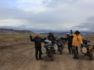 8 Days Guided Motorcycle Tour in Chile and Peru
