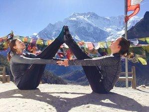 6 jours en vacances de yoga, randonnée et trek à Poon hill, Pokhara, Népal