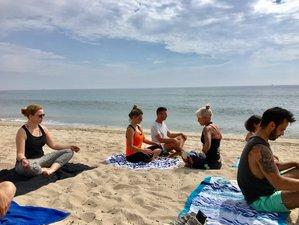 8 Days Yoga and Surf Holiday in Porto, Povoa de Varzim, Portugal