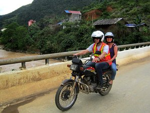 6 Days Hanoi, Ba Be Lake, and Ha Long Bay Guided Motorcycle Tour in Vietnam
