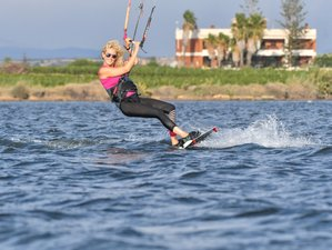 8 Day Kite Surf Course and Rental Package in Marsala, Sicily